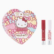 Happy skin (3 sanrio moisturizing lippie set in hello  hello kitty   best of friends
