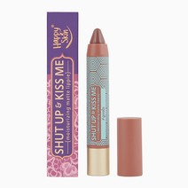 Shut up   kiss me moisturizing matte lippie in goals