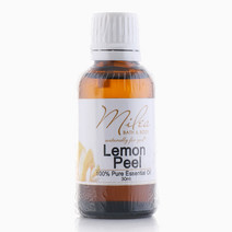 Lemon Essential Oil (30ml) by Milea
