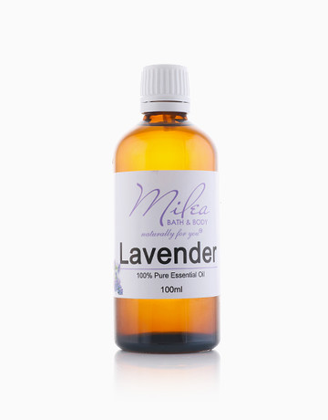 Lavender Essential Oil (100ml) by Milea