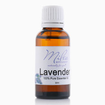 Lavender Essential Oil (30ml) by Milea