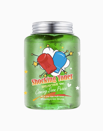 Shocking Toner Break Time by Label Young