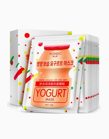 Yogurt Mask (Box of 10) by Rorec