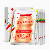 Yogurt Mask (Box of 10) by Rorec