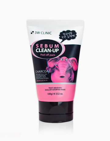 Clean-Up Peel Off Pack  by 3W Clinic