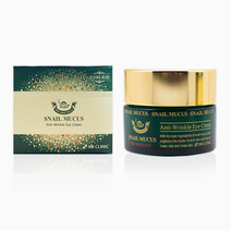 3w clinic snail mucus anti wrinkle eye cream