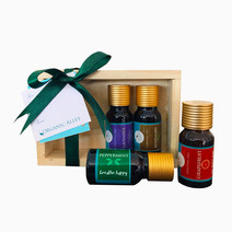 Organic alley essential oil gift pack