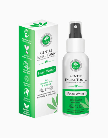 Gentle Tonic w/ Organic Rose by PHB Ethical Beauty
