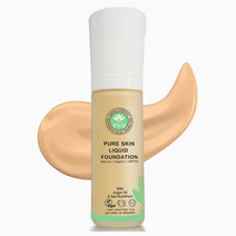 Organic Liquid Foundation by PHB Ethical Beauty