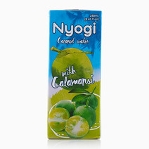 Coconut with Calamansi (250ml) by  Nyogi
