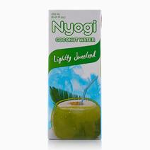 Coconut (Sweetened) (250ml) by  Nyogi