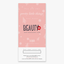 BeautyMNL Gift Card (P100) by BeautyMNL