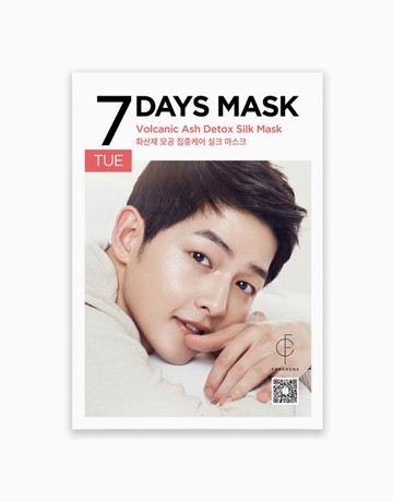 Song Joong Ki Tuesday Mask by Forencos
