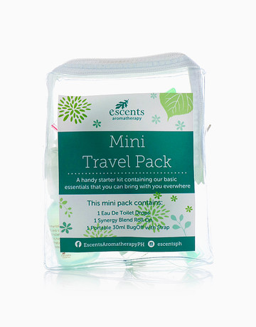 Mini Travel Pack by Escents PH