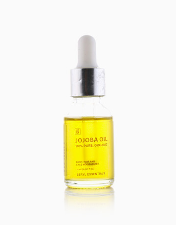 Jojoba Oil (15ml) by Beryl Essentials