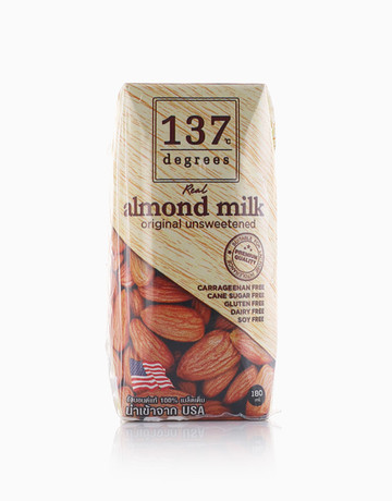 Almond Milk Unsweetened by 137 Degrees