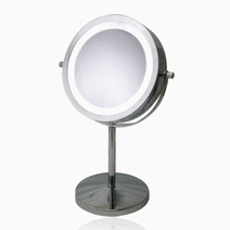 Round Vanity Mirror+LED by Cascade