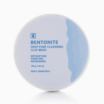 Bentonite Clay Mask (100g) by Beryl Essentials