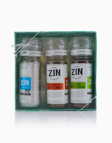 Bestsellers Gift Set by Zin