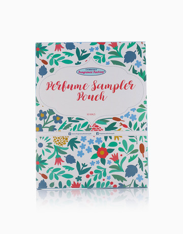 Perfume Sampler Pouch by Chemworld Fragrance Factory