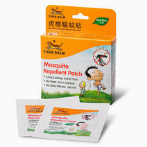 Mosquito Repellent Patches by Tiger Balm
