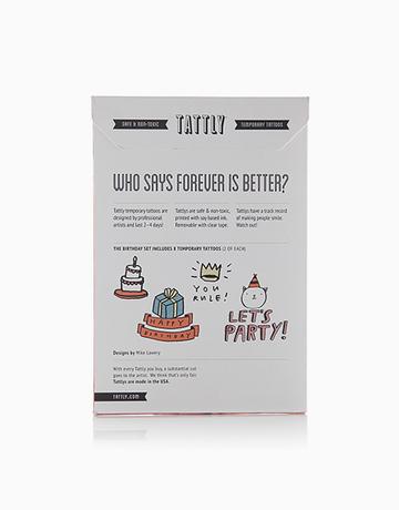 Birthday Set by Tattly