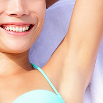 Diode Laser Hair Removal for Impeccable Underarms by Evolve Aesthetic and Slimming Center