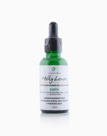 Milky Lemon Face Serum by Leiania House of Beauty