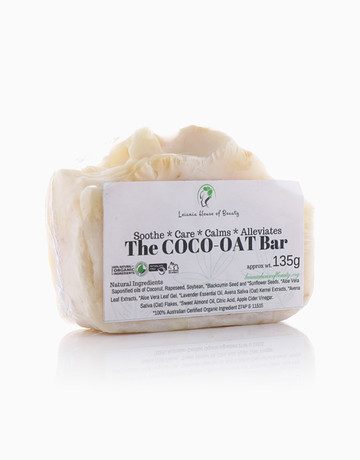 The Coco Oat Bar (135g) by Leiania House of Beauty