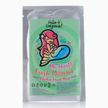 Sheet Mask (Fresh Mermaid) by Hello Gorgeous