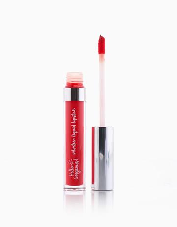 Velveteen Liquid Lipstick   by Hello Gorgeous