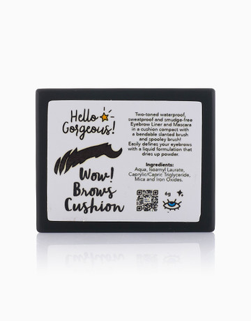 Wow Brows! Cushion by Hello Gorgeous