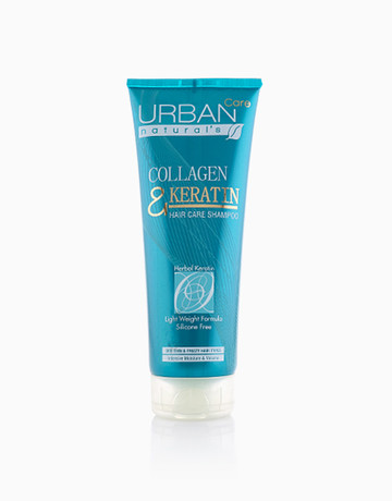 Collagen & Keratin Shampoo by Urban Care