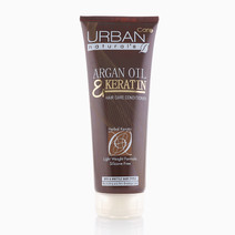 Argan & Keratin Conditioner by Urban Care