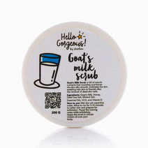 Goat's Milk Scrub by Hello Gorgeous