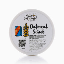 Oatmeal Scrub by Hello Gorgeous