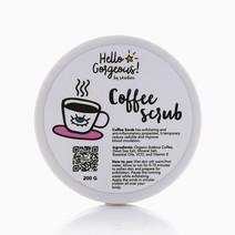 Coffee Scrub by Hello Gorgeous
