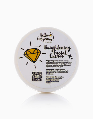 Brightening Facial Cream by Hello Gorgeous