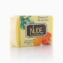 Turmeric & Tea Tree Bar by Nude Handmade Essentials