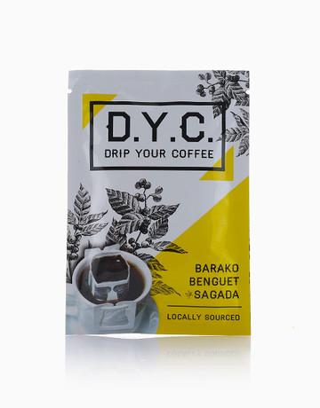 Sagada Drip Coffee Sachet by D.Y.C. (Drip Your Coffee)
