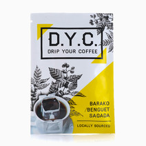 Benguet Drip Coffee Sachet by D.Y.C. (Drip Your Coffee)