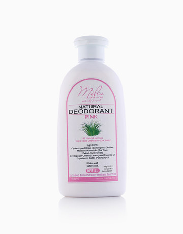 Lemongrass Deodorant  (200ml) by Milea