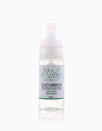 Cucumber Facial Wash (60ml) by Milea
