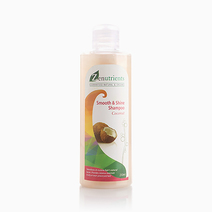 Coconut Shampoo by Zenutrients