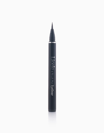 Brush-Pen Eyeliner (Black) by Lioele