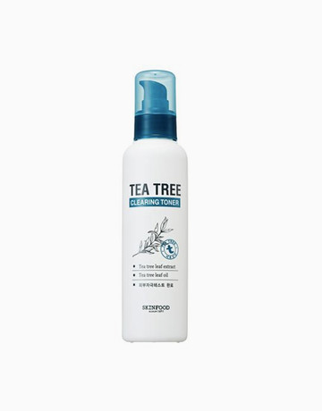 Tea Tree Clearing Toner by Skinfood
