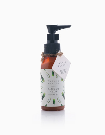 Cool Aloe Cooling Gel by Farm to Beauty
