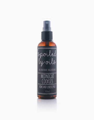 Midnight Cookies Room Spray (100ml) by Spoiled By Oils