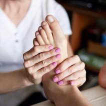 Organic Mani-Pedi + Foot Spa with Himalayan Salt Bath by Transcend Spa and Nails