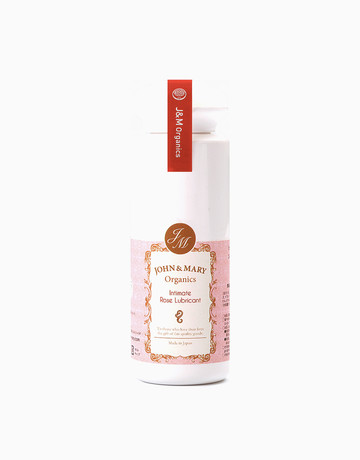 Organic Rose Lotion by John and Mary